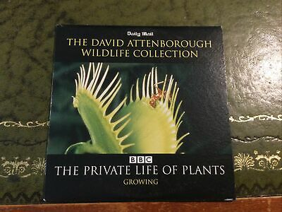 £1 • Buy David Attenborough Wildlife Collection - The Private Life Of Plants Growing DVD