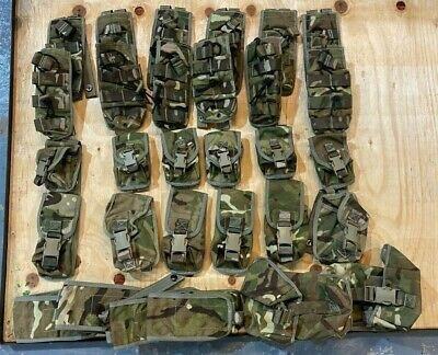 £39.99 • Buy Job Lot Of 30 X British Army Surplus Osprey  MTP Camouflage Pouches New Used
