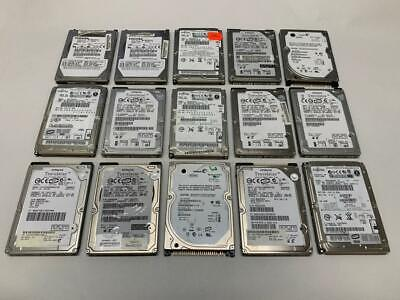 $ CDN149.95 • Buy Lot Of 15 X 60gb 2.5  Ide Laptop Hard Drive Various Brand (no Bad Sector)