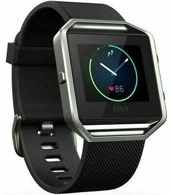 AU45 • Buy Fitbit Blaze Smart Fitness Watch Activity Tracker Sleep Pedometer Black Large