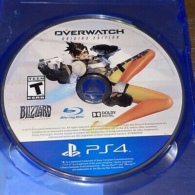 AU19.25 • Buy Overwatch - Origins Edition - PlayStation 4 - DISC ONLY - PS4