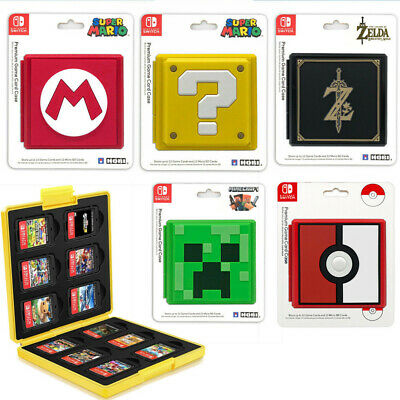 £4.99 • Buy Portable Game Card Case Cover Storage Box Holder Organizer For Nintendo Switch