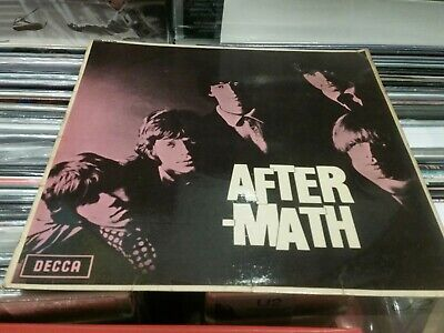 £38.50 • Buy The Rolling Stones - Aftermath (Mono) Laminated Sleeve Unboxed Decca Logo
