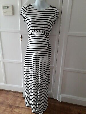 AU15.21 • Buy New Look Maternity Maxi Dress Size 10