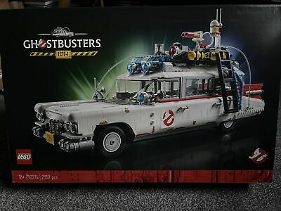 BRAND NEW Lego Creator Ghostbusters Ecto 1 • 121£