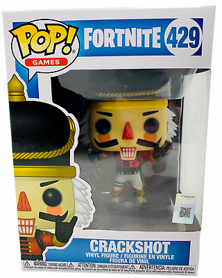 $ CDN29.99 • Buy Funko Pop! Fortnite #429 Crackshot Figurine Vinyl Figure Used Nut Cracker