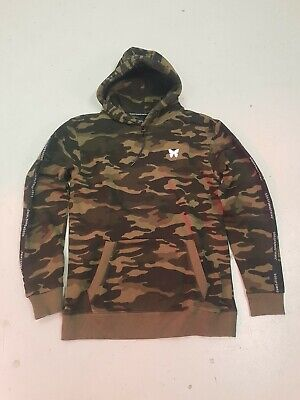 Mens GOOD FOR NOTHING Hooded Top • 15£
