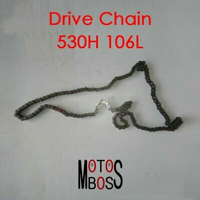 AU122.42 • Buy Motorcycle Drive Chain 530H-106L O-ring Johnny Pag Hunter(Australia)