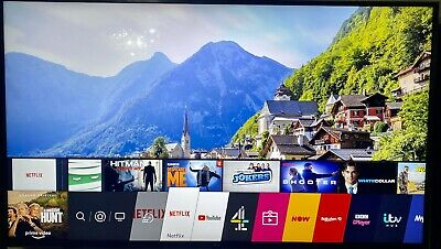 £524.49 • Buy Lg 60  Uhd 4k Active-hdr Smart Led Tv Works Perfectly