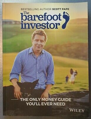 AU19.97 • Buy The Barefoot Investor - Scott Pape - Paperback Book 2017 Very Good Condition