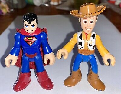 """£2.17 • Buy Toy Story's Woody & Unicorn Buttercup 3""""  Figures"""