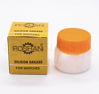 £4.60 • Buy Silicone Grease For Waterproofing Watch O-Rings Service Repair Silicon O-Ring