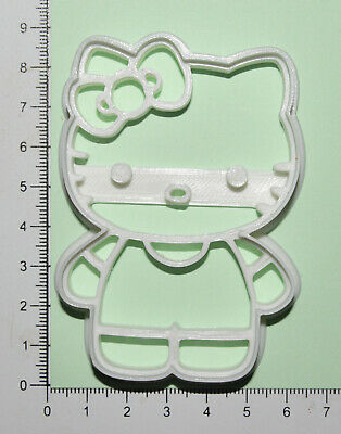 £4.99 • Buy Hello Kitty Cookie  Cutter 3d Printed