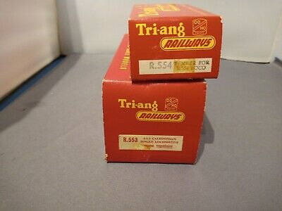 Hornby   Tri-ang  R 553. 4-2-2 Caledonian • 29.99£