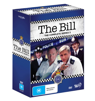 £78.99 • Buy The Bill -Complete ITV Series 5  (DVD) UK Compatible - Sealed