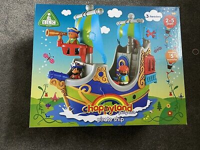 £40 • Buy Happy Land Early Learning Centre Pirate Ship (damaged Box) Brand New