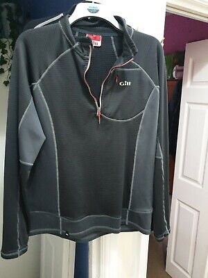 £25 • Buy Gill Mens Pro Thermogrid  Top Size L Vgc