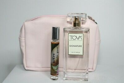 £22.30 • Buy Tova Beverly Hills Eau De Parfum 3.4 Oz. Wen Tuscan Pear .Fragrance Set USA NEW