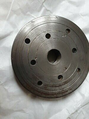 £15 • Buy Woodworking Record Power Lathe 6 Inch Faceplate CWA71