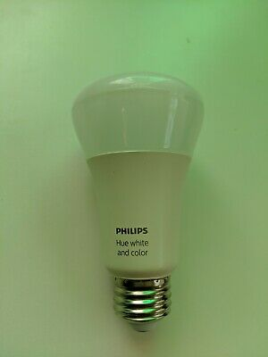 AU38.64 • Buy Philips Hue White And Color Ambiance 3rd Generation A19 Bulb