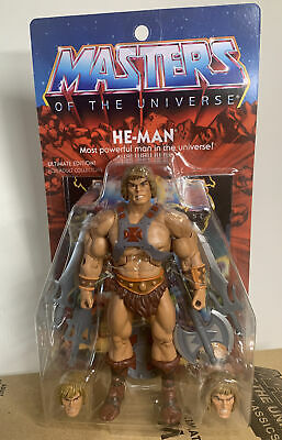 $196 • Buy Masters Of The Universe Classics Ultimate He-Man MOTU 2018 Super7 New
