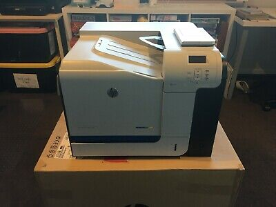 AU0.99 • Buy HP Laserjet Printer M551DN