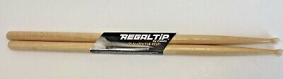AU20.34 • Buy Regal Tip Drum Sticks 5A 105NT Wood NEW 16
