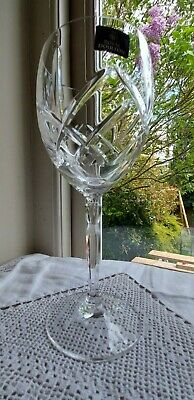 Royal Doulton Daily Mail Red Wine Glass (approx. 21cm Tall)  2 Available • 12£