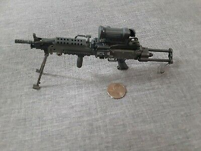 $39.95 • Buy Hot Toys 1/6 Scale US Modern M249 Para SAW Riffle For 12  Action Figure L-121