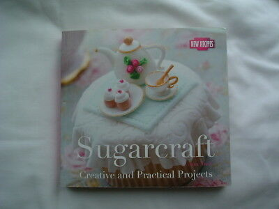 Cake Decorating Sugarcraft Baking Cook Book • 2.95£
