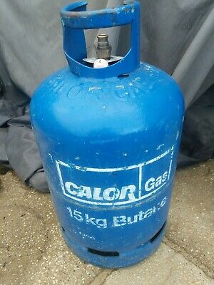 15kg Butane Calor Gas Bottle EMPTY Collection Only • 10£