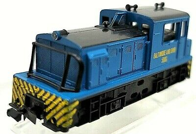 £51.27 • Buy N Lima Plymouth 0-4-0 Baltimore & Ohio Switcher #5006 (Tested)