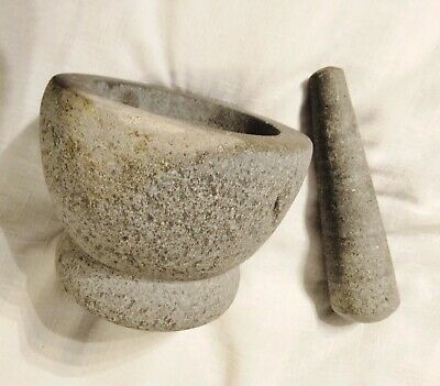 £6 • Buy Stone Pestle And Mortar - COLLECTION ONLY !!! COLLECTION ONLY !!!