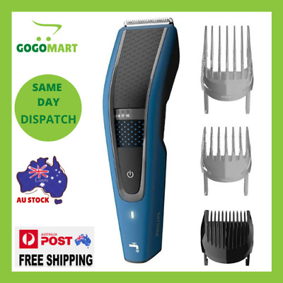 AU49.60 • Buy Philips HC5612 5000 Series Hair Clipper/Trimmer/Cordless/Rechargeable/Washable