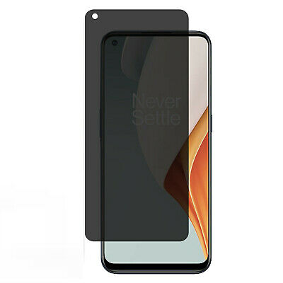 AU6.65 • Buy For OnePlus Nord N100 / N10 5G Privacy Anti-Spy Tempered Glass Screen Protector