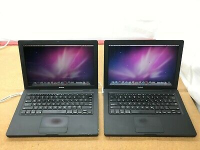 $ CDN145.18 • Buy Lot (2) Apple MacBook A1181 2006 Core Duo 2.0GHz 13  2GB RAM 500GB HDD *READ