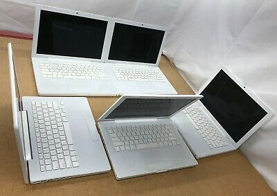 $ CDN725.96 • Buy Lot (5) Apple MacBook A1181 Early-2008 Core 2 Duo 2.4GHz 13  2GB 500GB HDD *READ