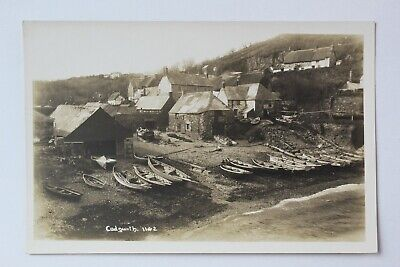 £0.99 • Buy Vintage RP Postcard - Cadgwith , Lizard Peninsula , Cornwall .
