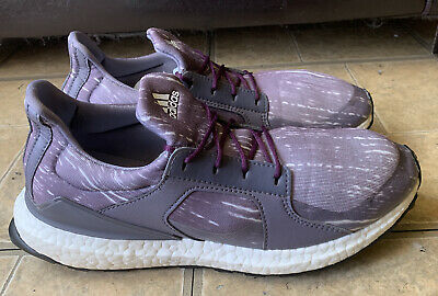 AU45.08 • Buy Adidas Climacross Trace Grey Boost Running Shoes Q44932 Women Size 8.5