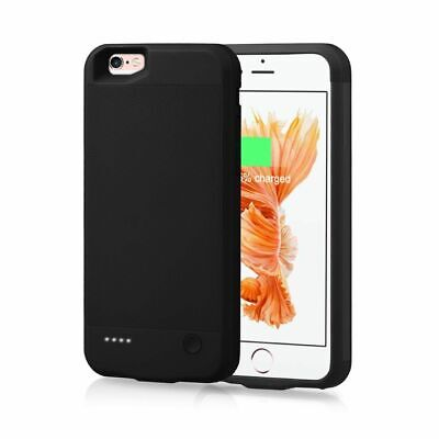 AU28.31 • Buy Battery Charger Case 2800mah External Power Bank Charging For Iphone 6 6s 7 8