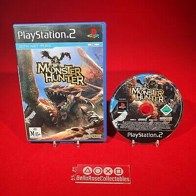 AU69.69 • Buy Monster Hunter - Sony Playstation 2 PS2 PAL Game No Manual *BRCollectables*