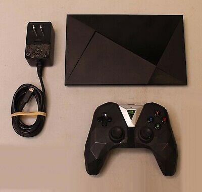 $ CDN302.38 • Buy Nvidia Shield Tv Pro Android Tv Streamer 500gb P2571 W/ Controller Bundle