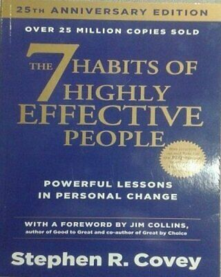 AU4.90 • Buy The 7 Habits Of Highly Effective People-Stephen R  Covey