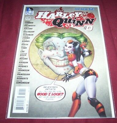 $ CDN9.66 • Buy The New 52 Harley Quinn #0