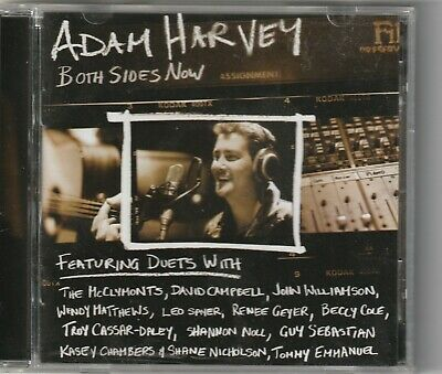 AU4.99 • Buy Adam Harvey-Both Sides Now-Aussie Country-Rock CD Like New