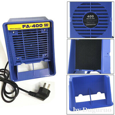 £22.99 • Buy 220V Solder Smoke Absorber Remover Fume Extractor Air Filter Fan For Industry