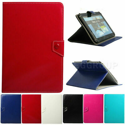 AU18.39 • Buy Universal Leather Foldable Kickstand Case Shockproof Case For 7/8/10 Inch Tablet