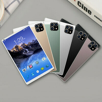 AU95.10 • Buy 8.1  Tablet PC 10+512G Android 10.0 With Triple Cameras Wifi Dual SIM 2021 New
