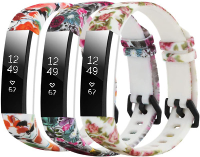 AU37.91 • Buy Fitbit Alta Hr Ace Fitness Tracker Band Breathable Soft Sport Strap Straps Only
