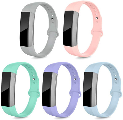 $ CDN33.87 • Buy Fitbit Alta Hr Ace Fitness Tracker Band Breathable Soft Sport Strap Straps Only